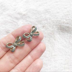Jewelry - Bow Stud Earrings